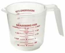 Norpro 2 Cup Plastic Liquid Measuring Cup
