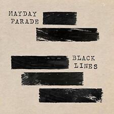 Mayday Parade - Black Lines (NEW CD)