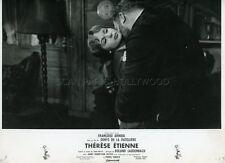 FRANçOISE ARNOUL  THERESE ETIENNE  1958 VINTAGE PHOTO ORIGINAL