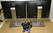 "Dell P1914Sc 19"" 1280x1024 LED Flat Panel Monitor - Lot of 3"