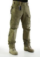 Tactical Molle Ripstop Combat Trousers Military Multicam / A-TACS LE Camo Pants