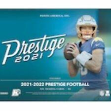 2021 Panini Prestige Football Base Singles - You Pick! #1 - #300 NFL