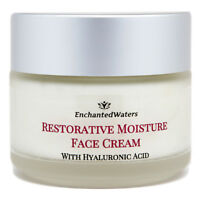 Facial Face Moisturizer w/ Hyaluronic Acid -Resurfacing Anti-aging wrinkle Cream