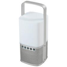 Ulublu Portable Bluetooth Speaker & RGB LED Light Indoor Outdoor Camping