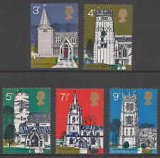 GB 1972 Commemorative Stamps~Churches~Unmounted Mint Set~UK Seller
