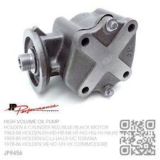 HIGH VOLUME OIL PUMP 6 CYL 161-173-186-202 MOTOR HOLDEN HK-HT-HG-HQ-HJ-HX-HZ-WB