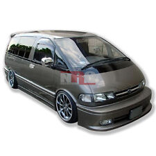 For Previa 91-97 Toyota FAB full body kit bumper/ door caps fiberglass FAB-96FK