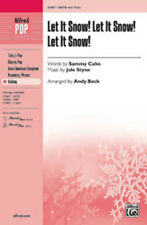 Let It Snow Let It Snow SATB; Various, Mixed voices, ALFRED - 31067