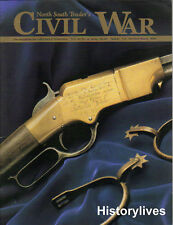 North South Trader Civil War V30 N4 Kentucky Prison Art Cavalry Bits Henry Rifle