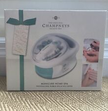 CHAMPNEYS HEALTH SPA MANICURE HOME SPA PROFESSIONAL BUBBLE SPA & NAIL DRYER