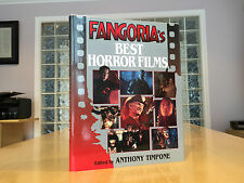 FANGORIA'S BEST HORROR FILMS - Hardcover - Anthony Timpone