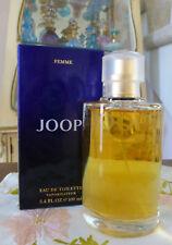 NIB Mid-2000s JOOP! FEMME EDT Spray 3.4 Oz 100 Coty Prestige 3 Gen Formulation