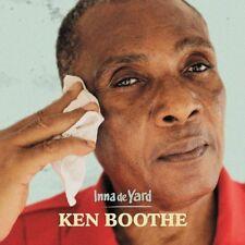 KEN BOOTHE - INNA DE YARD   CD NEU