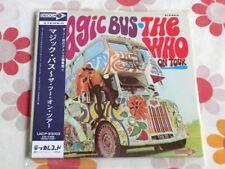 THE WHO magic bus Japan MINI LP CD