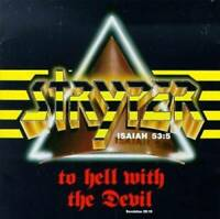 To Hell With The Devil - Audio CD By Stryper - VERY GOOD