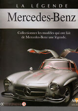 Paper altaya legend mercedes-Benz delivered without miniature to choice