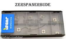 10 Wendeplatten SOMT 060204-HQ IC28 M40 ISCAR Neu, originalverpackt
