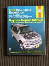 Repair Manual Haynes Publications 36059 Ford Pickup/Expedition 1997 -2003 Vgc