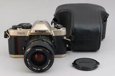 【Exc+++++】 Nikon FM10 35mm SLR Film Camera with 35-70mm Lens from japan #438