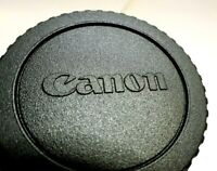 Canon EF-S Rear Lens Cap for Canon EOS EF or EF-s lenses Genuine OEM