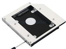 2nd HD SSD Caddy Disque Dur pour Apple SuperDrive 21 24 27 pouce iMac Fins 2009