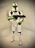 2003 STAR WARS OTC - Green Clone Trooper Sergeant