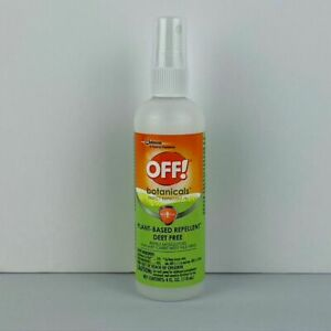 Off Botanicals Insect Repellent IV