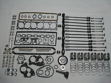 Deluxe Engine Rebuild Kit 1941-1947 Chevrolet 216 6-cyl CHEVY pistons valves