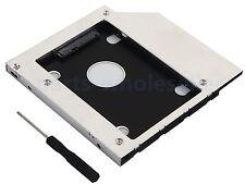 2nd HDD SSD SATA Caddy for Sony Vaio svs1511 SVS13A1u9ES SVS13A15GGB SVS1512DCXB