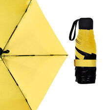 Fashion Mini Umbrella Compact Folding Travel Parasol Super Light Portable Small