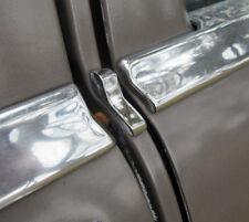 1956 Desoto fireflite 8 4 door sedan door sill molding center post fill trim LH