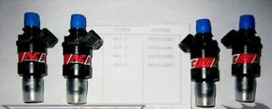 RC 750cc Fuel Injectors Scion Toyota Lotus GTS NEW TRE