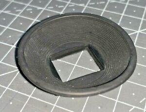 A Canon original Rubber Eyepiece for Canon A & T Series Film SLR Cameras, 1980s