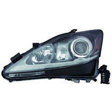 FOR LX IS-250 / IS-350 2012 2013 HEADLIGHT W/HID TYPE W/O BULB NOR BALLAST LEFT