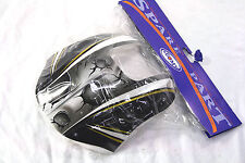 Suomy SPEC-1R Extreme replacement top air diffuser -Xaus replica helmet