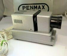 Vintage Penmax PX-5 Deluxe Slide Projector Tested works
