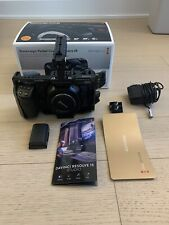 blackmagic pocket cinema camera 4k + Metabone Speed Booster Xl 0.64 + other kit