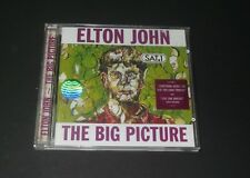 ELTON JOHN CD The Big Picture,(Incl Something About The Way You Look Tonight) EX