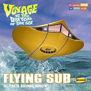 2009 MOEBIUS 817 Voyage to the Bottom Sea  Flying Sub first issue new