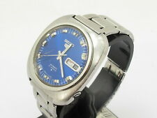 Vintage Seiko 5 21 Jewels Gent's Man's Automatic Wind Day Date Watch