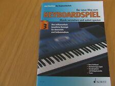 Benthien Axel der neue weg Zum Keyboardspiel Band 3