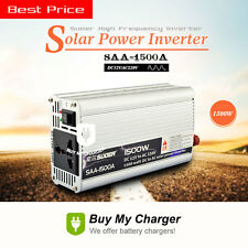 12v 220v Solar Inverter 1500W Home Inverter Power Inverter Modified Sine Wave