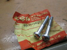 NOS Suzuki OEM Magneto Screw AS100 TM400 TS400 TS250 GT380 A100 02111-05357 Qty2