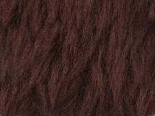 Malt Plain Faux Fur Fabric Short Hair 150cm Wide SOLD BY THE METRE