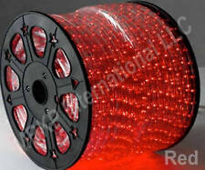 CHRISTMAS LED Rope Lights Sale - 110 Volt - Red, Green, Blue, Warm White