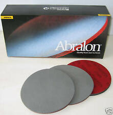 """Abralon 6"""" Bowling Ball Sanding Pads 9 Pack Combo"""