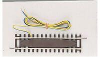 Roco H0 42421 Anschlussgleis analog, Länge 115 mm - NEU + OVP