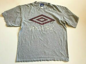 Umbro Shirt Men's XL Short Sleeve Attitude This! Graphic Tee