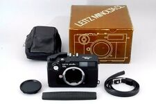 【NEAR MINT in RARE BOX!】Leitz Minolta CL Rangefinder film Camera from Japan #512
