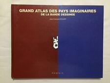 Tintin Grand Atlas des Pays Imaginaires de la BD / HERGE / 1992 DOUVRY / PHOENIX